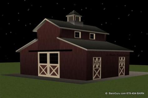 barn plans for sale barns horse barn designs and barn plans on pinterest