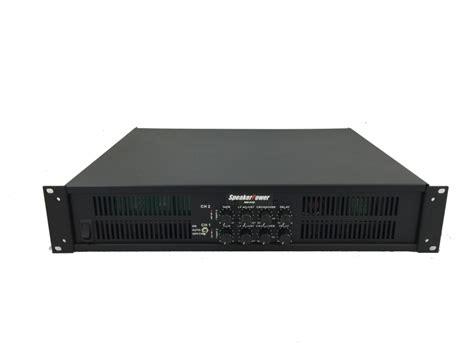 Power Carman Ca 4800 4 rack s