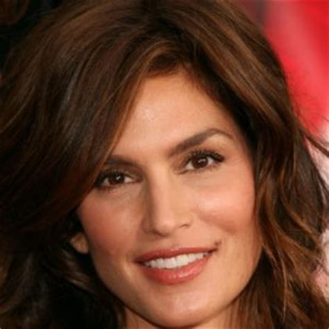 commercial actress with mole on face cindy crawford film actor film actress actress