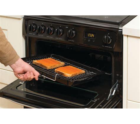 Oven Gas Stenless Uk 60 buy hotpoint dsg60k 60 cm gas cooker black stainless