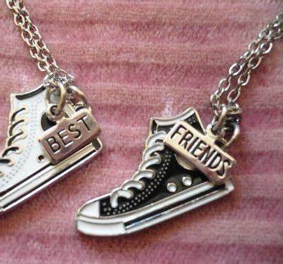 cadenas para mi mejor amigo cute bff necklace para mi mejor amiga pinterest
