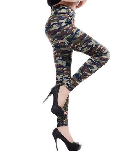 army pattern leggings army camouflage leggings l7476