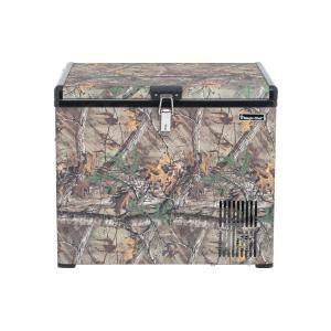 home depot real tree magic chef 1 4 cu ft portable freezer in realtree xtra camouflage mcl40pfrt the home depot