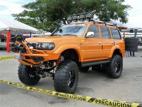 Otomobil Toyota Landcruiser Vx 80 1990 1997 Headl Su Ty 20 1808 orange toyota land cruiser offroad toyota
