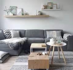 Wandgestaltungen Mit Farbe 3602 by Kleines Wohnzimmer Im Skandinavischen Stil Wohnideen