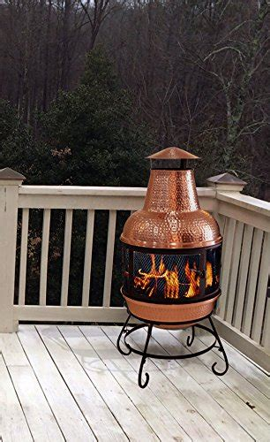 Best Price Chiminea Deeco Consumer Products Cape Copper Chiminea Best Prices