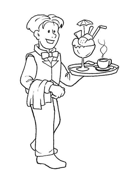 occupations 999 coloring pages επαγγελματα pinterest