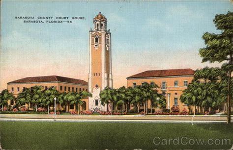 Sarasota County Fl Court Records Sarasota County Court House