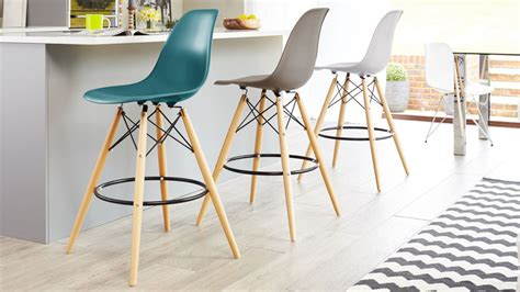 Eames Style Bar Stools by Eames Replica Bar Stool High Quality Uk Fast Delivery