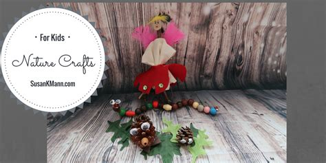 easy nature crafts for simple nature crafts for