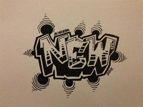 make words from letters how to draw graffiti letters new style 2012 1494