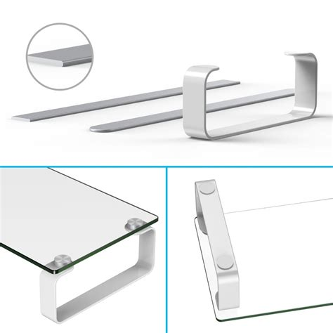 Tempered Glass Laptop tempered glass computer laptop lcd monitor stand buy laptop stand computer stand lcd monitor