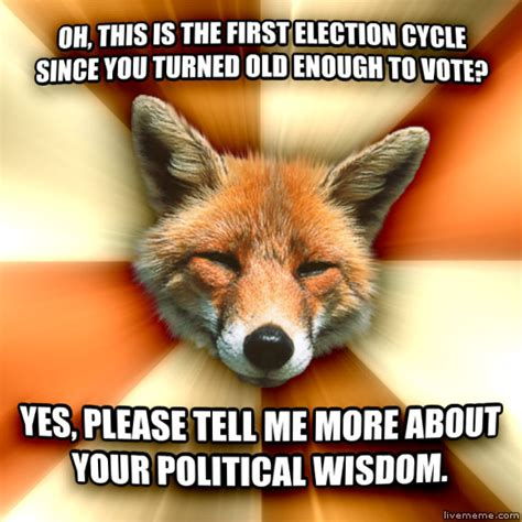 livememe com condescending fox