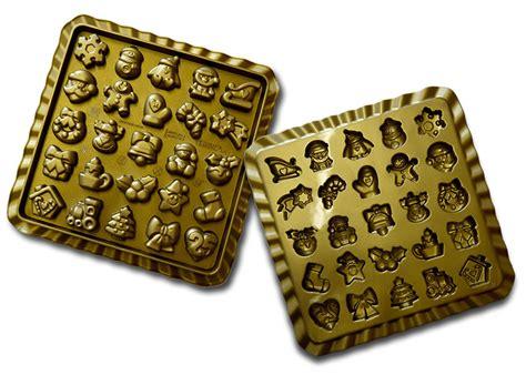 H M Calendario Avvento Sti In Silicone Per Cioccolatini Sti Cioccolatini