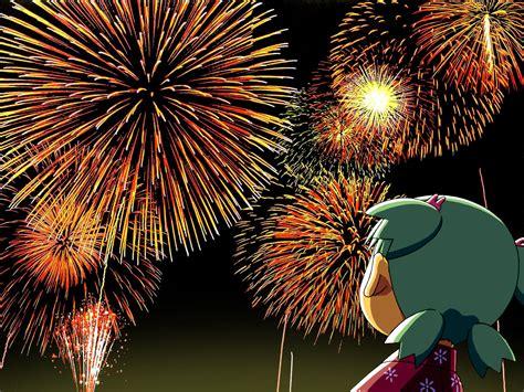 anime fireworks indonesia koiwai yotsuba 628672 zerochan