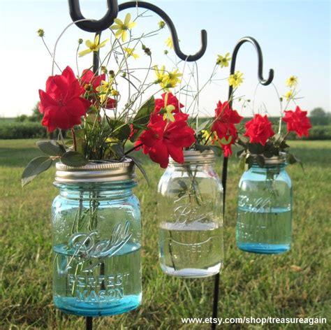 Jar Vases For Wedding 12 diy jar lanterns lids wedding hanging candle holders flower vases upcycled jar