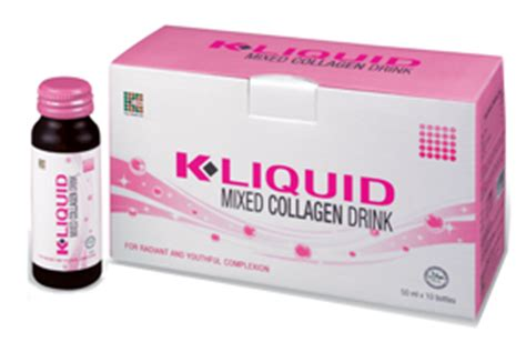 Liquid Collagen K Link k link products k liquid collagen