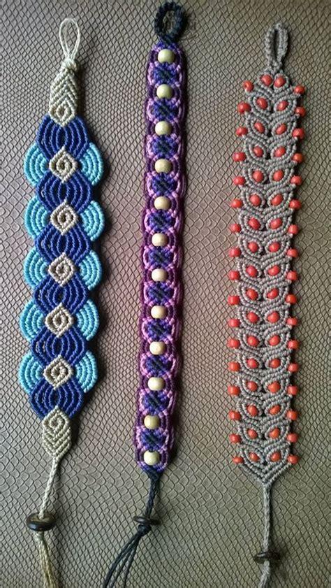 Macrame Knots Hemp - 25 best ideas about macrame bracelets on