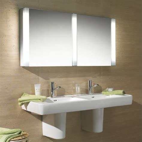 badezimmer spiegelschrank einbauhöhe badezimmer spiegelschrank mit beleuchtung sch 246 ne ideen