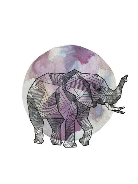 imagenes animales geometricos animales geometricos por allison kunath taringa