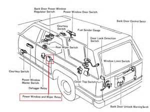 rav4 backup camera wiring diagram images