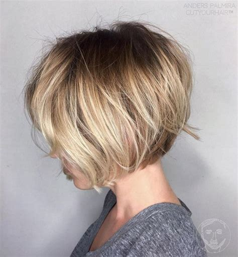chin stack bob hair styles chin length stacked bob haircut