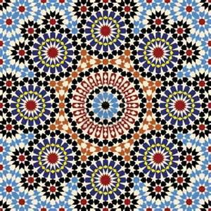moroccan tile moroccan tile pattern geometric print pinterest traditional mosaics and photos