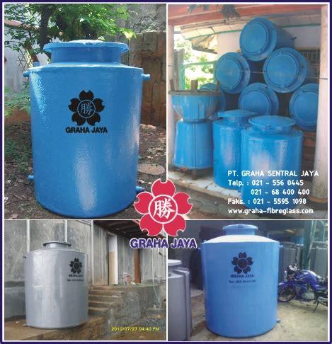 Bio Ukuran Kecil tangki air fiberglass ground tank panel tank septic