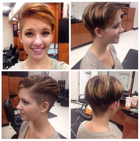 how to cut under layers 30 trendy pixie hairstyles women short hair cuts