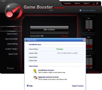 download full version game booster iobit game booster 2 4 premium serial dytoshare