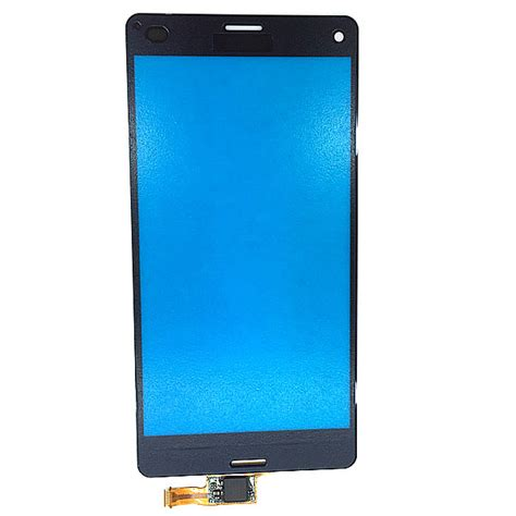 Tempered Glass Sony Z3 Mini D5803 D5833 Z3 Compact 4 6 In Screen Guard new touch screen digitizer glass black for sony xperia z3 compact d5803 d5833 ebay