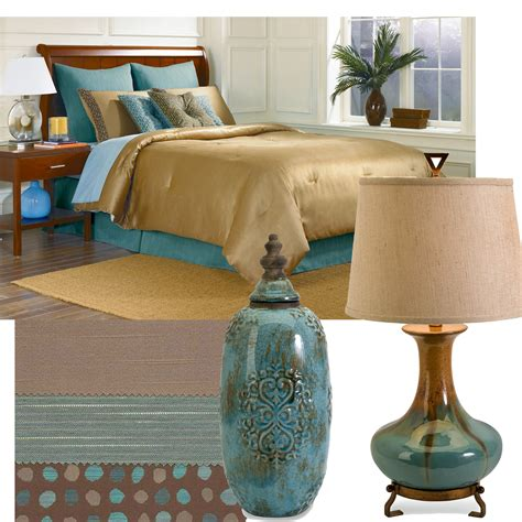 decorating with color turquoise homelement home