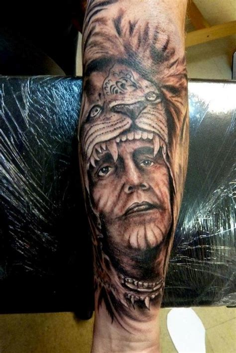 Indian Chief By Mully Tattoos Tattoos Of Indian Chiefs 2