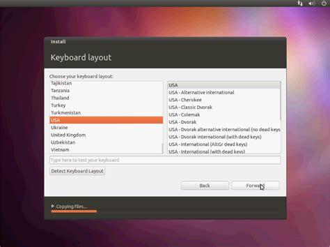 screen layout editor ubuntu how to install ubuntu 11 04 desktop edition allaboutlinux eu