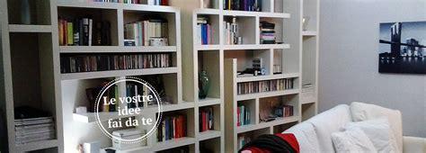librerie design low cost una maxi libreria fatta di mensole orizzontali e