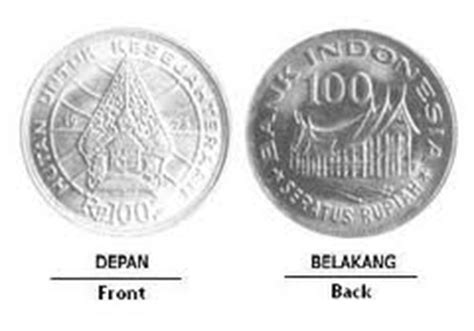 Koin Rp 50 Emisi 1971 orang cerdas smart uang logam edisi 1970 an