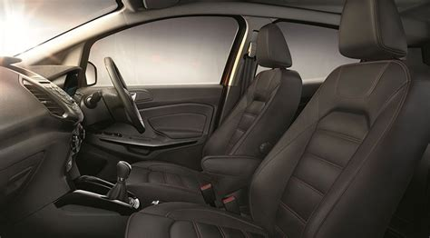 ford escape seats uncomfortable ford ecosport 1 0 ecoboost titanium 2014 review by car