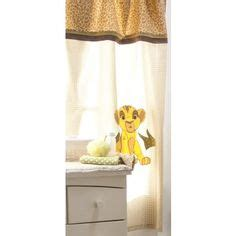 lion king nursery curtains disney lion king simba 3 piece crib bedding set