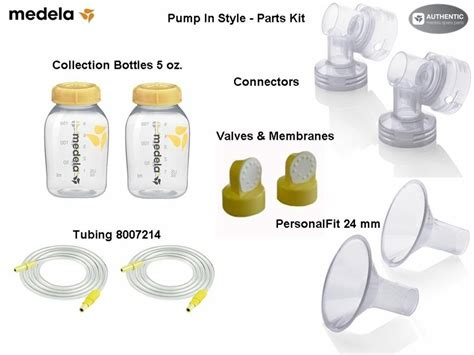 medela swing replacement kit medela breast in style advanced parts kit in
