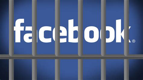 fb jail ga jailer fired after facebook friend request to inmate