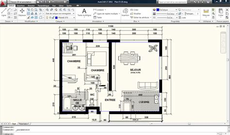 Autocad Floor Plan Tutorial by T 233 L 233 Charger Autocad