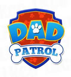 paw patrol iron transfer dad patrol paw patrol party paw patrol dads iron