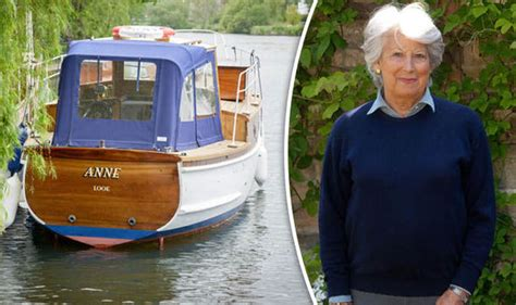 woman reunited with grandfather s dunkirk evacuation boat oap buys grandfather s boat used in dunkirk evacuation on