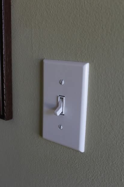 spray painting light switches home made modern 2 more ways to add class to a builder