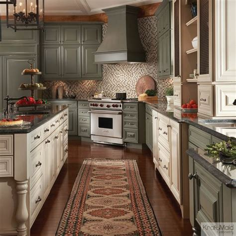 mushroom kitchen cabinets painted cabinets in neutral colors sage with cocoa glaze