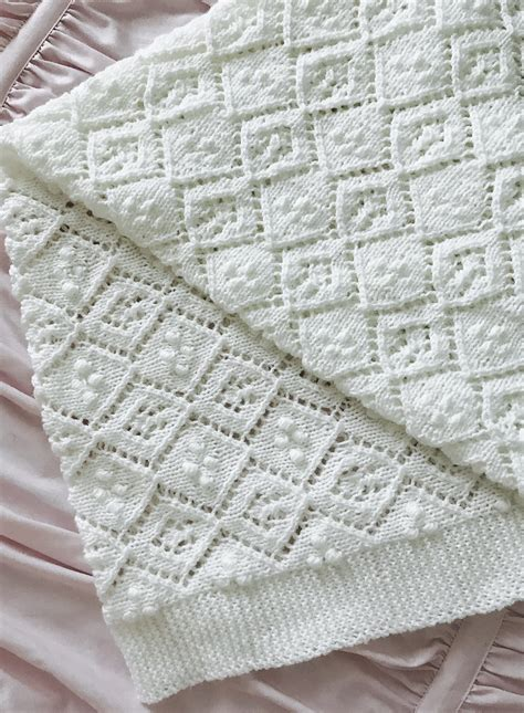 knit baby blanket pattern sport weight yarn awww some baby blanket knitting patterns in the loop