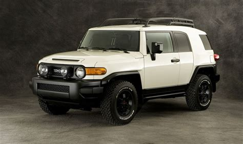 Toyota Fj Cruiser Limited Edition Fj Cruiser Special Edition 2017 2018 Best Cars Reviews