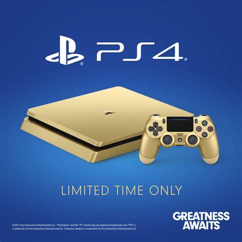 Mba Intern Playstation by 번쩍번쩍 때깔이 다르다 소니 금색 Ps4 판매한다