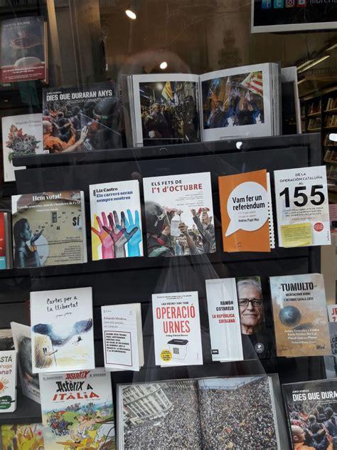 libreria religiosa barcelona hay m 225 s libros independentistas en la librer 237 a religiosa