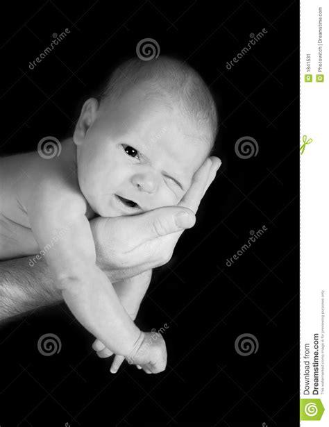 imagenes bebe negro beb 233 en blanco y negro imagen de archivo imagen 1841531
